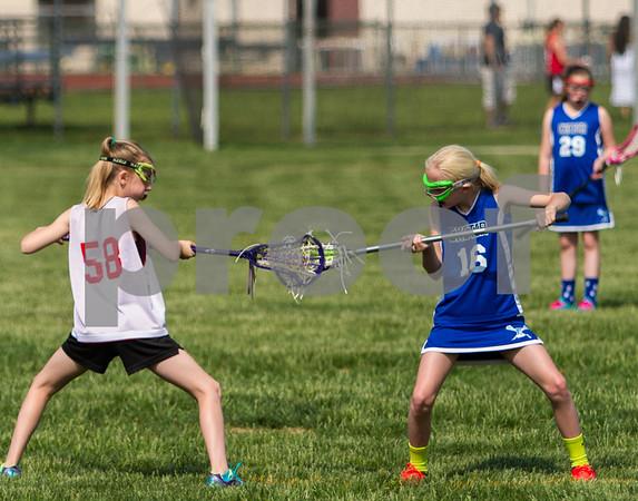 Berks Catholic Lacrosse 3rd grade 5-16-15