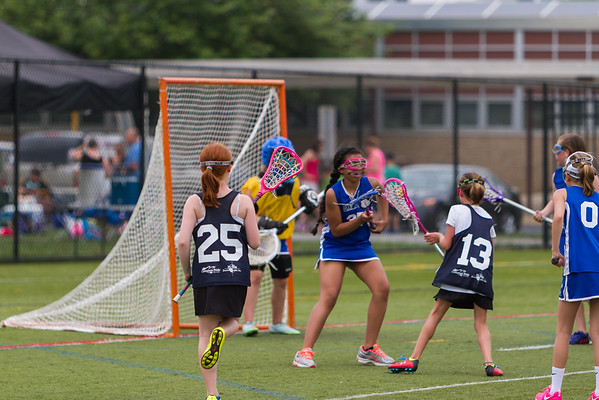 Exeter 7th grade Lacrosse vs warriors 5-16-15